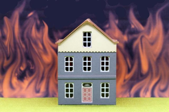 地震火災,地震対策